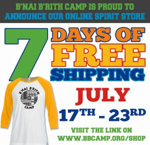 BBCAMP Free Shipping Flyer