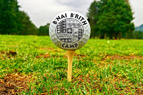 Golf Tournament B Nai B Rith Camp