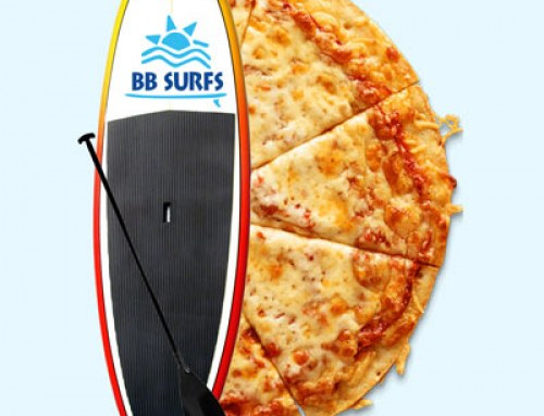 Pizza and Paddle- June 6, 2019